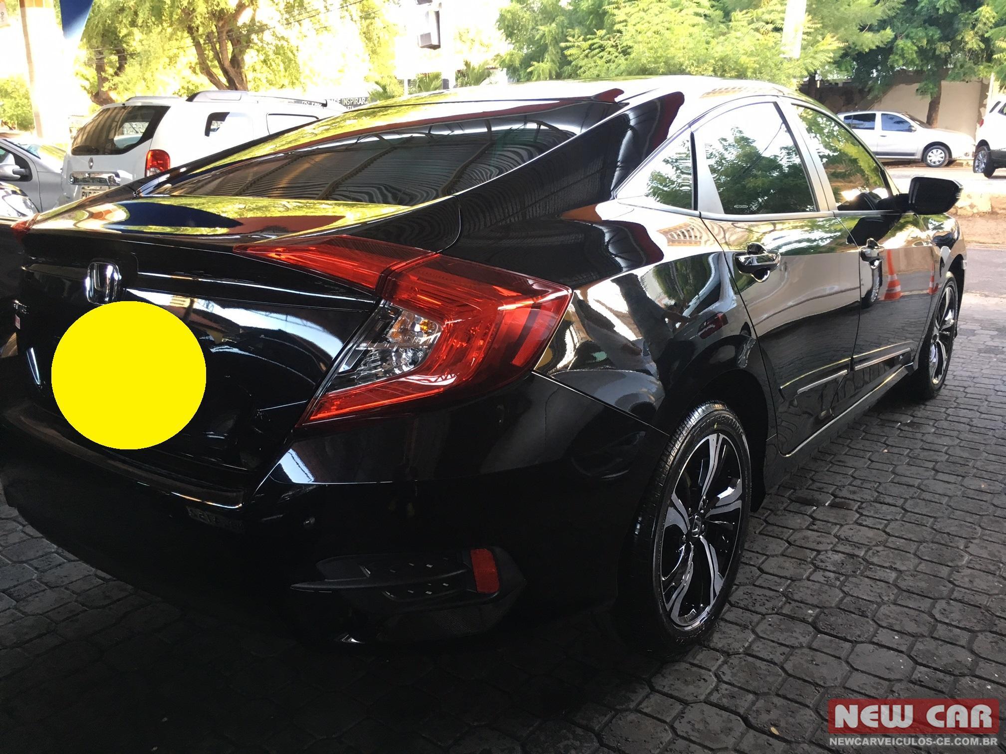 Honda Civic Sedan Exl 2 0 Flex 16v Aut 4p 2016 2017 Preto Escolha Selecta Carros Novos E Seminovos